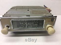 1959 58-67 Vintage RHD AUSTRALIAN Volkswagen Beetle AM Radio Corp VW Ultra Rare