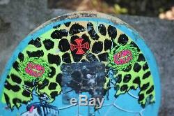 1980's Vintage Santa Cruz Jeff Kendall BLUE Spidey Ultra Rare