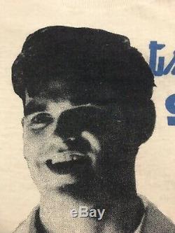 1980s Vintage T-shirt The Smiths Morrissey Ultra Rare Medium Post Punk New Wave
