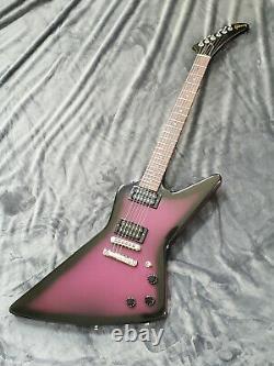 1984 Gibson Explorer Designer Series Ultra Rare Vintage Guitar Purple Burst OHSC
