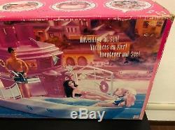 1993#VINTAGE BARBIE'SEA HOLIDAY' Yacht CRUISE SHIP PLAYSET ULTRA RARE#SEALED