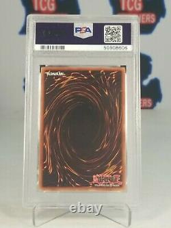 1st Edition Dark Magician PSA 9 LOB-005 Ultra Rare North American 2002 Vintage