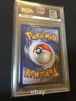 1st Edition Hypno 8/62 PSA 9 MINT Fossil Holo Vintage Pokemon Card Vintage