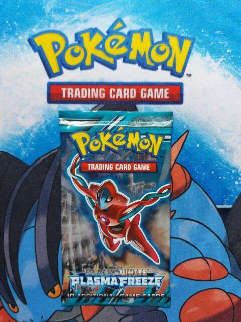 2013 Vintage Pokemon Booster Pack Plasma Freeze, Newithsealed, Ultra Rare Find