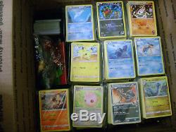 5000+ Pokemon Cards Lot Collection Ultra Rares EX Rare Holos Holographic Vintage