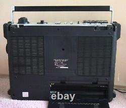 `79 Victor/jvc Rc-550 Vintage Boombox Ultra Rare Jp Model Clean