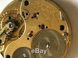 A. Lange & Sohne 1st Quality Movement and Dial, Ultra Rare, Beautiful