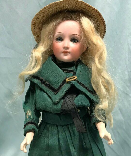 Antique Cod Dressel Simon Halbig 1469 Flapper Lady 14 Ultra Rare