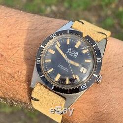 Avia Marino SKIN DIVER Ultra Rare Stunning Men Vintage Watch Automatic
