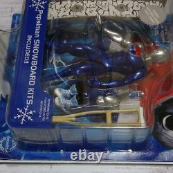BANDAI PEPSI MAN Ultra Free Figure (New Blue) Vintage Rare Free Ship from Japan
