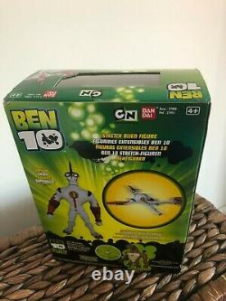 Ben 10 Waybig Stretch Figure Ultra Rare Sealed In Packaging