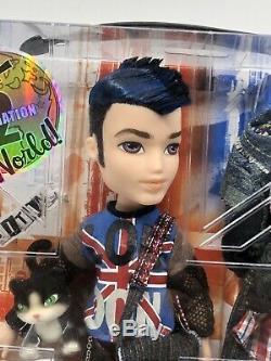 Bratz Boyz Punkz Eitan Destination 2 World London Punk Sherlock Ultra Rare Boy
