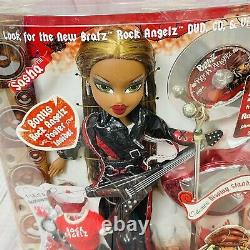 Bratz Rock Angelz SASHA Doll NRFB ULTRA RARE MGA Angels VHTF Rockstar WOW
