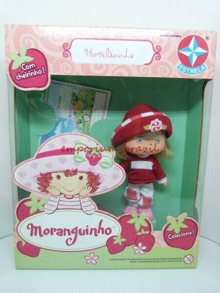 Brazil Strawberry Shortcake 2006 Peppermint New Series Nrfb Ultra Rare