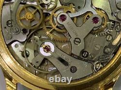 Breitling 1190 Ultra Rare Chronograph Vintage Men