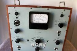 Bruel & Kjaer Type 2603 Microphone Tube Amplifier VINTAGE & VERY ULTRA RARE