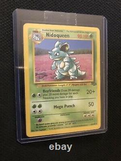 Complete Jungle Set 64/64 Vintage Pokemon Cards WOTC Inc. Snorlax 11/64 Holo