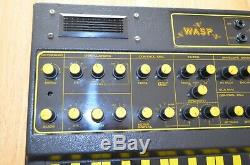 EDP Wasp Synthesizer VINTAGE 1978 tested ultrarare