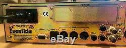 Eventide DSP 7000 Ultra Harmonizer Rare Vintage Rack Effect DSP7000