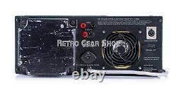 FM Acoustics 1000 Ultra-High Power Amplifier Rare Vintage Stereo Power Amp