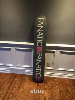 Fanatic Ultra Boa 1989 Vintage Snowboard Rare