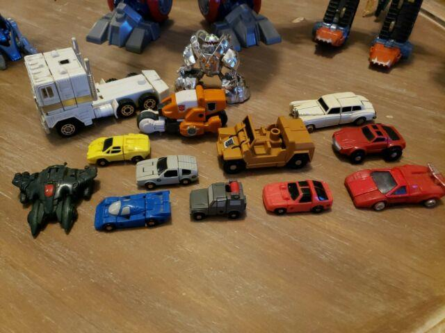 G1 Transformers Lot Of 13 Original 1980s Minibots Rocklords Ultra Vintage Rare
