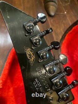 Gibson q4000 Guitar Custom Shop ULTRA RARE 1985 Vintage