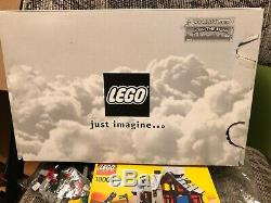 Guarded Inn LEGO Legend 6067 ULTRA rare, new in opened box, bricks still wrap
