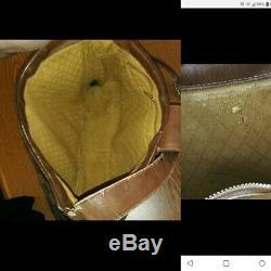 Gucci ULTRA RARE Authentic Vintage Equestrian Bag