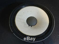 JBL 123A-1 speaker lautsprecher Vintage ULTRA RARE