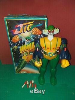 Jeeg Simpex Jig Mini Jumbo Machinder Robot 1979 Vintage Toy Ultra Rare