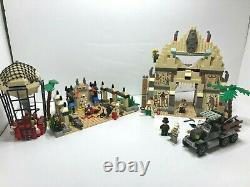 LEGO Adventurers Desert Pharaoh's Forbidden Ruins (5988) VNTG ULTRA RARE