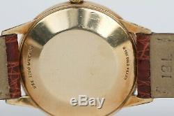 Longines Automatic Ultra-Chron 10K Gold Filled Vintage Watch Rare Diamond Dial