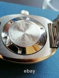 Longines Diver Bachelite Swiss Made Ultra Rare Vintage