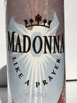 Madonna Like A Prayer ULTRA RARE promo vintage candle 1989