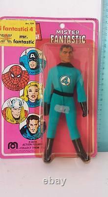 Marvel Mr. Fantastic Mego 1975 Original Vintage Toys Ultra Rare