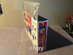Mattel Vintage Bravestarr 1986 Laser-Fire Marshall & Tex Hex MISB ULTRA RARE