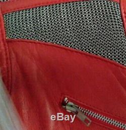 Michael Jackson Vintage Beat It Jacket from 1983 Ultra Rare Not signed