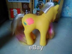 My Little Pony G1 Vintage Ultra Rare SunBright Mummy 80s