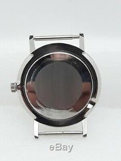NOS POLJOT DE LUXE Exclusive Ultra Slim USSR Soviet Vintage wristwatch 2209. RARE