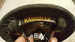 OLD SCHOOL BMX 80s OG SUEDE KASHIMAX AERO SADDLE SEAT VINTAGE ULTRA RARE HTF