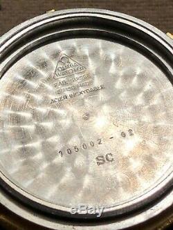 Omega Speedmaster 105.002-62 Vintage Ultra Rare Ref See Details HEAD ONLY