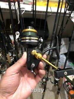 PENN 716Z ULTRA LIGHT SPINNING Reel Vintage Excellent Conditions Rare Smooth