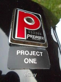 PREMIER Project One Resonator Snare 14 x 6,5 UltraRare VINTAGE