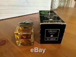 Parfum ELLIPSE Jacques Fath 14.2ml Vintage parfum Ultra Rare
