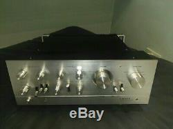 Pioneer SA-9900 Golia stereo integrated amplifier. Faulty ultra rare vintage