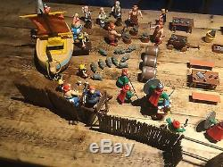 Play asterix astrix vintage rare ultra toycloud pirate toy cloud