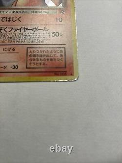 Played Blastoise CD Promo vintage HOLO Dark Charizard Team Rocket Pokemon Card