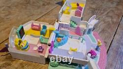 Polly Pocket Hospital Ultra Rare Accessories Vintage Playset Scales Dolls Baby