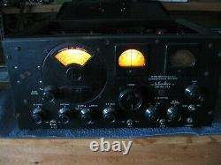 RARE Vintage Hallicrafters S-27 Ultra High Frequency Receiver 27 to 145 MHz